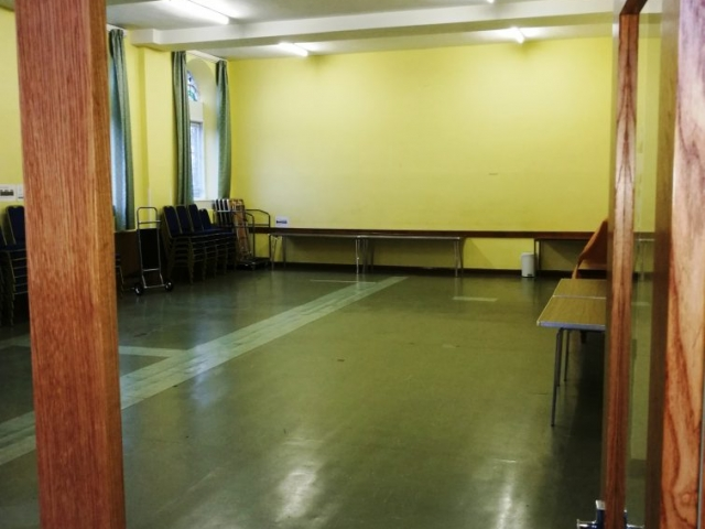 Smethwick Baptist Church Main Hall